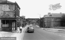 Cleckheaton, Westgate c.1965