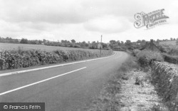 Angel Bank c.1950, Clee Hill