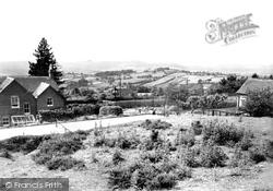 Caynham Road c.1950, Clee Hill