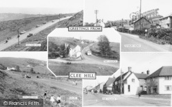 Composite c.1960, Clee Hill