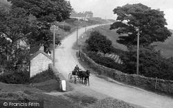 Cornbrook Bridge 1911, Clee Hill