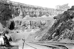 Granite Quarry 1911, Clee Hill