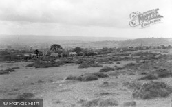 Hints Green And Corely c.1950, Clee Hill
