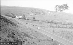 On The Hill c.1960, Clee Hill