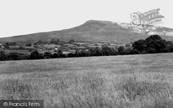 The Hill c.1950, Clee Hill