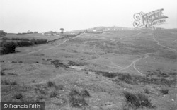 The Hills From Banks c.1950, Clee Hill
