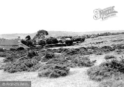 The Valley c.1950, Clee Hill