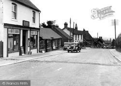 The Village c.1950, Clee Hill
