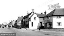 The Village c.1955, Clee Hill