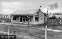 Beacholme Holiday Camp, Shop c.1955, Cleethorpes
