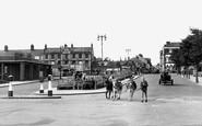 Cleethorpes, Sea Road c1950