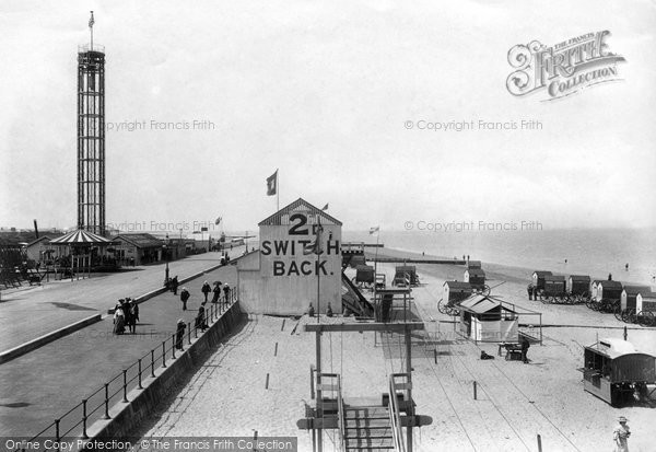 Cleethorpes, the Tower 1904