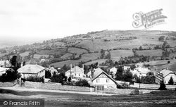 Cleeve Hill, 1907