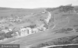 Cleeve Hill, 1931