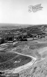 Cleeve Hill, c.1960