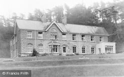 Cleeve Hill, Courtauld's Convalescent Home c.1960