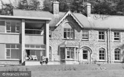 Cleeve Hill, Courtaulds Convalescent Home c.1960