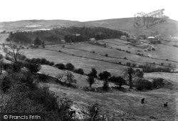 Cleeve Hill, General View c.1950