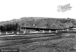 Cleeve Hill, Golf Club House c.1955