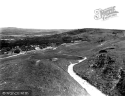 Cleeve Hill, Golf Links 1931