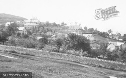 Cleeve Hill, Houses 1907