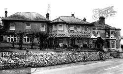 Cleeve Hill, Rising Sun Hotel c.1960