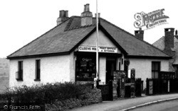 Cleeve Hill, The Post Office c.1940