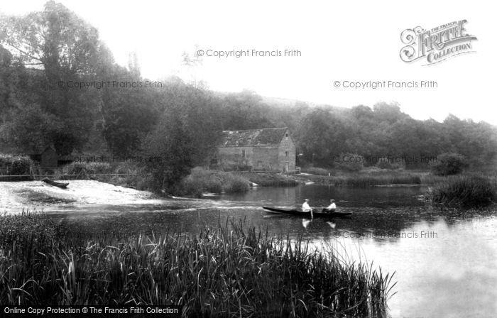 Bidford-on-Avon,Cleeve Mill 1901,Warwickshire
