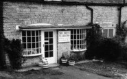 Cleeve Prior, Mill House Tea Rooms c.1960
