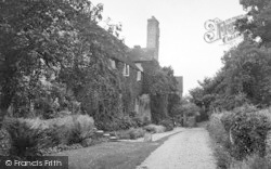 Cleeve Prior, Nightingale Lane c.1955