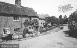 Cleeve Prior, Nightingale Lane c.1960
