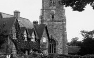 Cleeve Prior, The Church c.1955