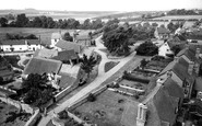 Cleeve Prior, The Green c.1960