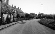 Cleeve Prior, The Village c.1960