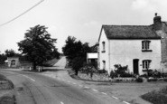 Cleeve Prior, West End c.1960