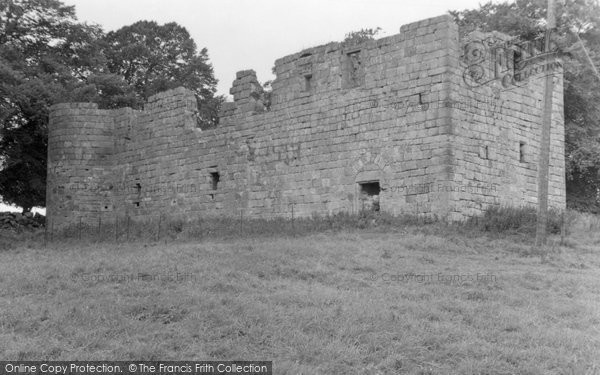 Photo of Cleish, Dowhill Castle 1953