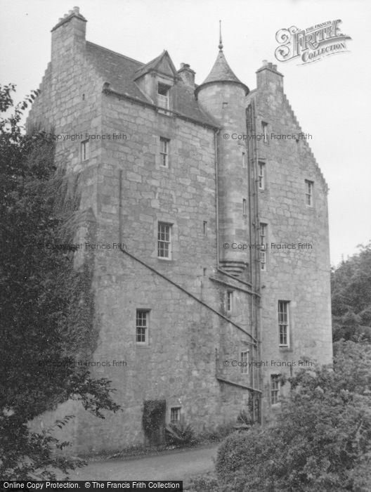 Photo of Cleish, The Castle 1953