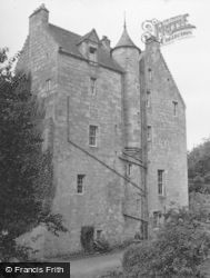 Cleish, The Castle 1953