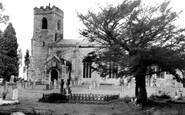 Clenchwarton, Church of St Margaret c1965
