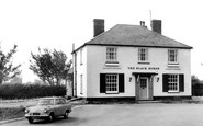 Clenchwarton, the Black Horse c1965