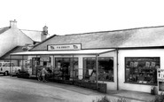 Clenchwarton, the Post Office c1965