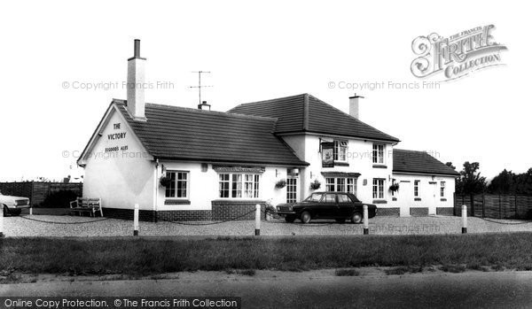 Photo of Clenchwarton, The Victory c.1965
