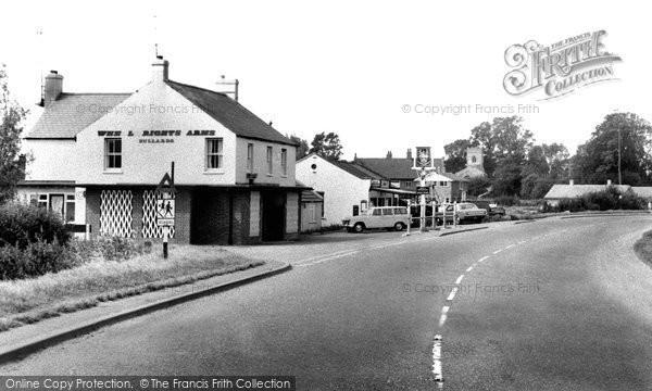 Clenchwarton, the Village c1965