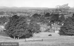 Clent, Adam's Hill c.1955