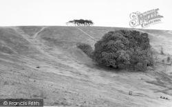 Clent, Hills c.1955