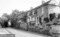 Clent, Old Cottages c.1965