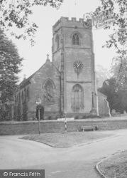 Clent, The Church c.1965