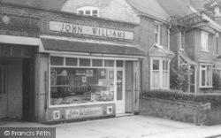Clent, The Village Shop c.1965