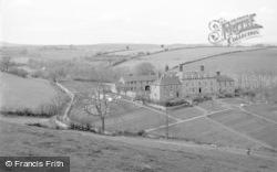 Charlton House c.1950, Cleobury Mortimer