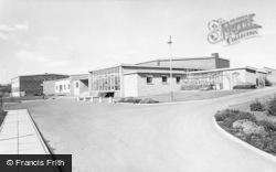 Cleobury Mortimer, Childe's Secondary Modern School c.1965